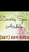 Threading/full body waxing, facials, peel and microdermabrasion