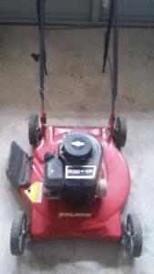 "Murry 20"" Gas Lawnmower used, needs work $30 obo"