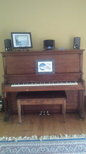 FREE to good home: upright piano