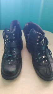 Motorcycle Boots (Mens Sixe 8.5)