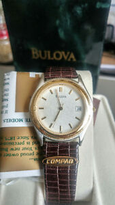 New Old Stock 'Bulova' Vintage - $250 NEGOTIABLE