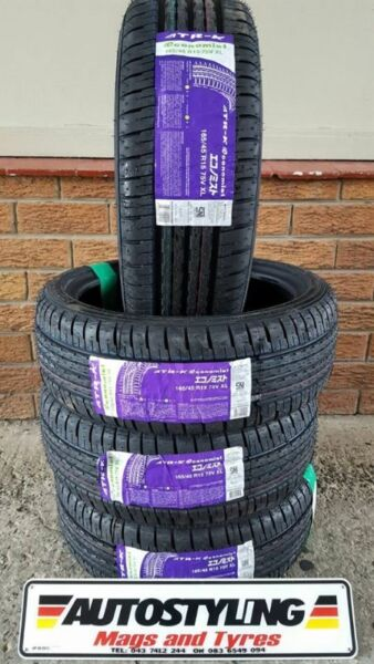 AUTOSTYLING EAST  LONDON -STRETCH TYRES IN STOCK - 165/45/15,185/35/17,195/40/17 ETC - WE COURIER TO