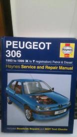 Peugeot 306 . Haynes Service and Repair Manual