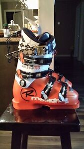 Rossignol World cup ski boots