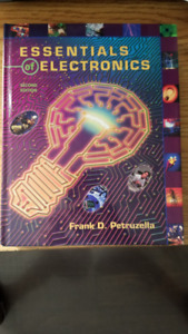 Essentials of Electronics by Frank Petruzella; 2nd Edition