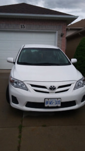 2013 Toyota Corolla *MINT CONDITION*