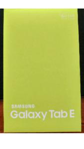 "Samsung Galaxy Tab E 8"" LTE"