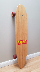Selling Bahne Longboard in EUC