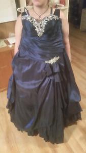 Mina's Grad Dress