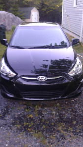 Hyundai Accent warranty not leased