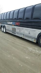 1989 Prevost XL Coach Bus for SALE or TRADE for equal value