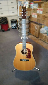 GUITARE GEORGE WASHBURN MODEL D14N 1990