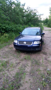 2004 vw passat 5 speed 1.8t wagon *parts only*
