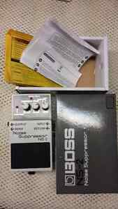 BOSS NOISE SUPPRESSOR...... $70