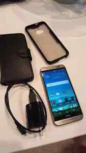 HTC one M9 phone with extra's