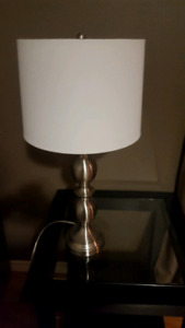 Beautiful Homesense lamps in perfect condition.
