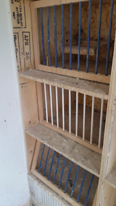 racing pigeons nest boxes