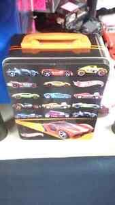 Various Die-Cast Car Cases