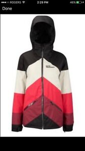 Brand new small woman's Westbeach snowboard jacket.