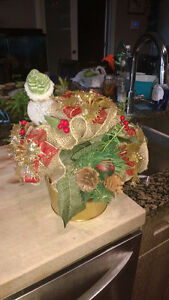 Hand Crafted Holiday Wreaths Strathcona County Edmonton Area image 9