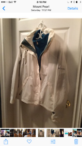 Women's Columbia 3 in 1 coat size large