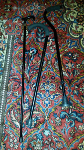 Adjustable Height Metal Cane 8$ Each