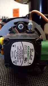 ADC oil burner