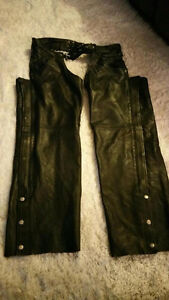 LADIES LEATHER MOTORCYCLE  ITEMS FOR SALE