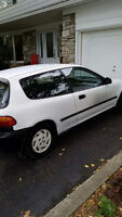 1993 Honda Civic cx Hatchback, automatic