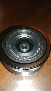 Panasonic Lumix 12-32mm lens