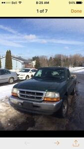 1999 Ford ranger long box