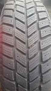 "14"" winter tires set of 4. Cambridge Kitchener Area image 1"
