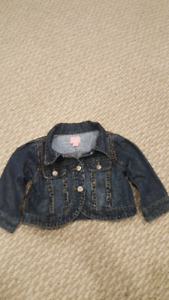 Jean jacket 6to 12 month