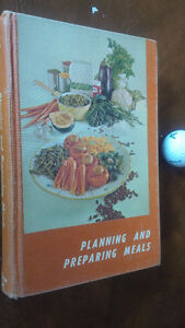 Planning and Preparing Meals, 1964