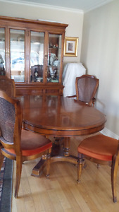 dining set from sixties