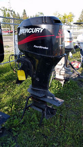 1999 Mercury 50ELPT big foot 4 stroke