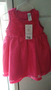 New with tags 12-18 month dress