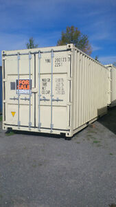 20' New Storage Containers,Sea Cans, Free Delivery $ 3600.