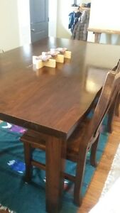 Beautiful and Striking Live Edge Dining Table, Desk and more