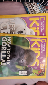 National geographic kids magazines