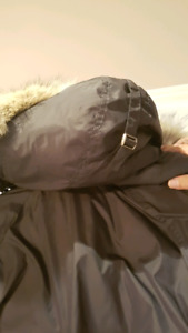 Canada Goose Bomber Jacket - L - Rare Black Label