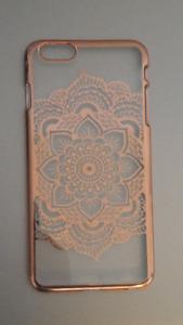 2 Rose Gold IPhone 6s Plus Cases