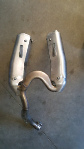 Exhaust 2006 Honda vfr