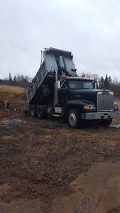 89 Freightliner for $7,000 FIRM