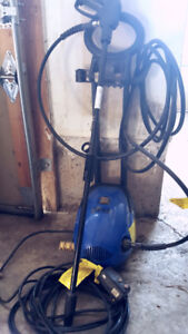 Coleman, Electric Pressure Washer