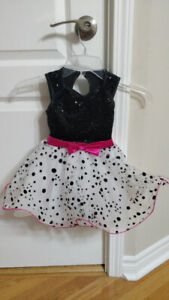 Ballet-Dance-Performance Girl Dress - size 3-4 years old