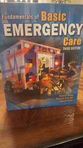 Basic emergency care. EMR textbook  Edmonton Edmonton Area image 1