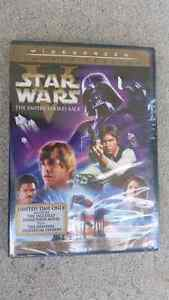 Star Wars The Empire Strikes Back 2-Disc Ltd Edit. DVD- NEW
