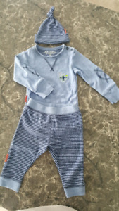 Blue Banana 3 month outfit