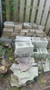 Patio/landscaping  stone